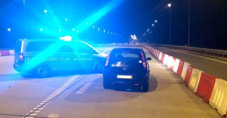 """PODKARPACIE: Pijany jechał """"pod prąd"""" na autostradzie (FOTO)"""
