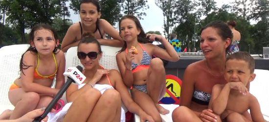 BASEN SANOK: Pogoda rozdaje karty, ale i tak jest szaleństwo! (VIDEO)