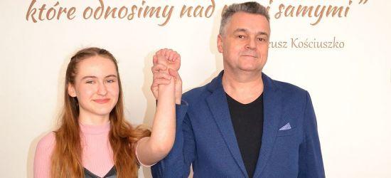 SANOK: Emilia Błażewicz mistrzynią języka polskiego w województwie!