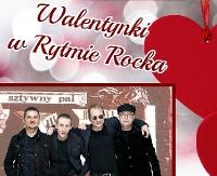 Walentynki na rockowo? Koncert zespołu Sztywny Pal Azji w Jasiu Wędrowniczku!