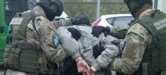 Przemycał ludzi. Został aresztowany przez polskie służby