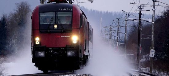 Bezpieczniej na kolei?
