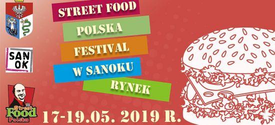 STARTUJEMY! Święto ulicznego jedzenia! Festiwal Street Food Polska!