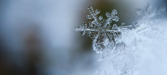 Ostrzeżenie meteo! Może sypnąć śniegiem ZJAWISKO ODWOŁANE