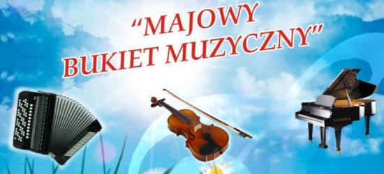 """,,Majowy bukiet muzyczny"""" w wykonaniu Młodej Sanockiej Filharmonii"""
