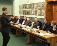 Budżet powiatu, po burzliwej dyskusji, przyjęty (ZDJĘCIA)