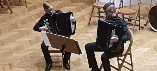Akordeoniści z Sanoka tradycyjnie w wysokiej formie