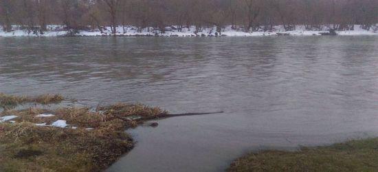 Wzrosty poziomu wody. Lokalnie przekroczone stany ostrzegawcze!