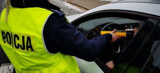 SANOK: Pijany kierowca. Zdecydowana postawa świadków