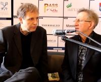 Wybitny amerykański pianista o muzyce i związkach z Polską (FILM, STUDIO)