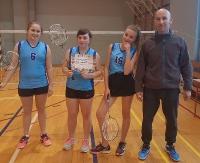 Gimnazjum nr 4 ma klasowych badmintonistów. Wywalczony awans do finału wojewódzkiego
