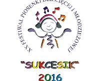 """XX Festiwal Piosenki Dziecięcej i Młodzieżowej """"SUKCESIK"""" 2016 w Zagórzu"""