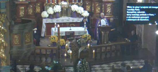 Uroczystości pogrzebowe o. Andrzeja Deptucha (MSZA ŚW. NA ŻYWO)