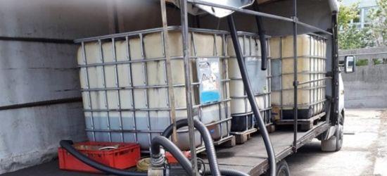 Rozbita międzynarodowa grupa przestępcza zajmująca się oszustwami paliwowymi