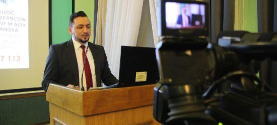 Burmistrz Matuszewski chce powiększyć Sanok. Dwukrotnie! (VIDEO, ZDJĘCIA)