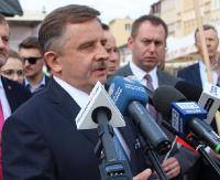 """Wojciech Buczak komentuje swoją kandydaturę. """"Musimy być gotowi do służby innym"""" (FILM, ZDJĘCIA)"""