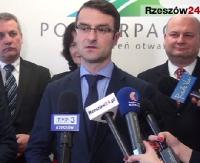 TOMASZ PORĘBA: Jest wola polityczna dla powstania szlaku Via Carpathia. To strategiczny projekt (FILM)
