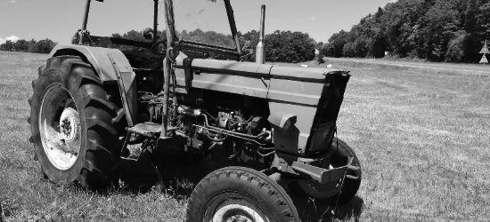 REGION. Nie żyje 29-latek przygnieciony przez traktor