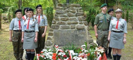 79. rocznica zamordowania 112 więźniów przez niemieckiego okupanta