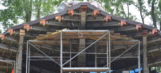 W Rymanowie powstaje efektowny amfiteatr (ZDJĘCIA)