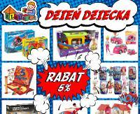 Fantastyczny Dzień Dziecka! Rabaty na zabawki tylko z Elbuś w Sanoku
