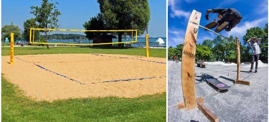 SANOK: Nad Sanem powstanie nowy skatepark, boiska i strefa relaksu (ZDJĘCIA)