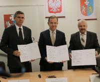 Umowa na budowę łącznika podpisana! Wartość inwestycji to ponad 21 mln (FILM, ZDJĘCIA)