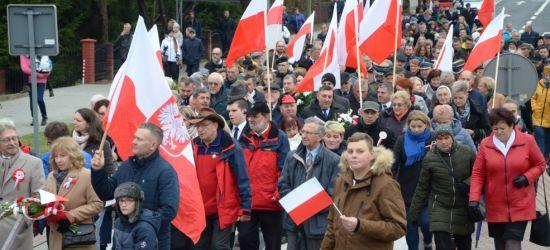 11 LISTOPADA: Sanoczanie świętują Odzyskanie Niepodległości (ZDJĘCIA)