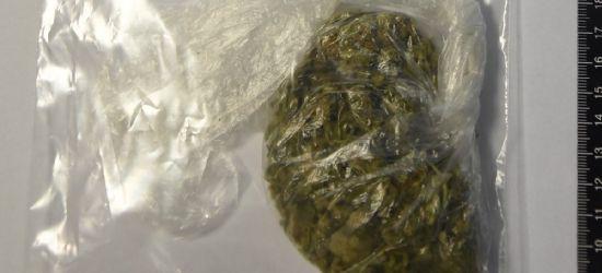 SANOK. 22-latek aresztowany. Znaleziono przy nim marihuanę i psychotropy