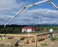 Ruszyły prace przy budowie nowej komendy policji w Lesku (ZDJĘCIA)