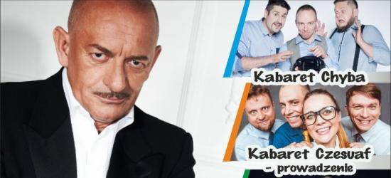 III Solińska Noc Kabaretowa: Gwiazdą wieczoru Marcin Daniec!