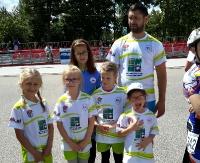 NASZ PATRONAT: Udane debiuty sanoczan na mistrzostwach Polski w jeździe szybkiej na rolkach (ZDJĘCIA)