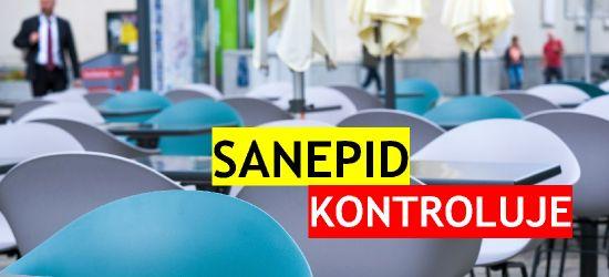 Sanepid przeprowadził 216 kontroli. Wystawiono 1 mandat