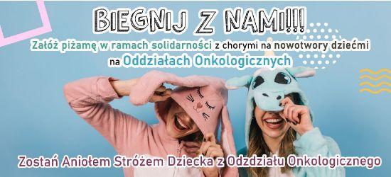 SANOK. Charytatywny Bieg w Piżamach! Solidarność z dziećmi chorymi na nowotwory