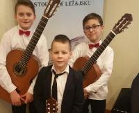 Kolejne sukcesy sanockich gitarzystów