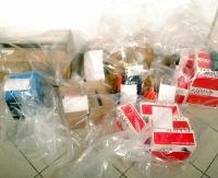 SANOK: Ponad 20 kilogramów nielegalnego tytoniu