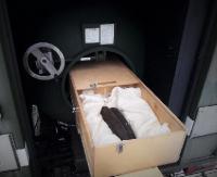 Kolejne niewybuchy znalezione w Bieszczadach. Dwa pociski z czasów II wojny światowej (ZDJĘCIA)