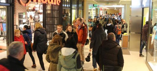 Promocje, pokazy mody, kulinarne show…  Ruszyła Galeria Sanok (ZDJĘCIA)