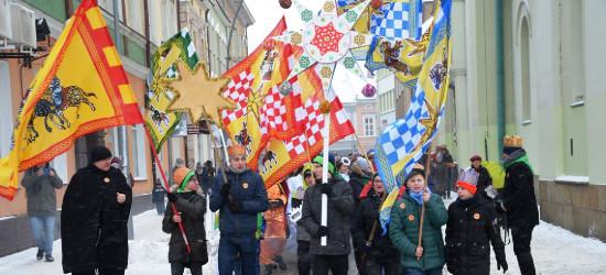 SANOK: Orszak Trzech Króli na ulicach miasta. Piękna tradycja (VIDEO, ZDJĘCIA)