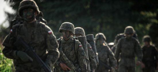 Ponad 30 tysięcy żołnierzy służy już w koszarach
