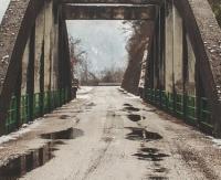 Ruch wahadłowy w Stefkowej. Remont mostu