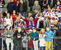 HOKEJ: Na takie mecze czekają kibice Ciarko KH 58 Sanok! Pokonujemy HK Trebisov! (SKRÓT MECZU, ZDJĘCIA)