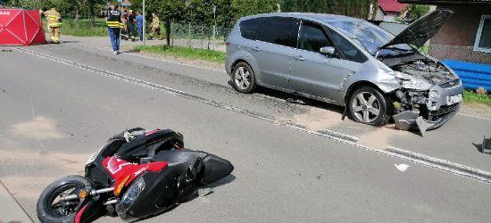 Śmiertelny wypadek w Czaszynie. Nie żyje 28-latek (ZDJĘCIA)