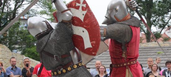 """,,Wyzywam cię Bartoszu na pojedynek!"""" Sanoccy Rycerze przenieśli widzów do 1418 roku (ZDJĘCIA)"""