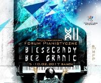 """NASZ PATRONAT: Międzynarodowe Forum Pianistyczne """"Bieszczady bez granic"""" (HARMONOGRAM)"""
