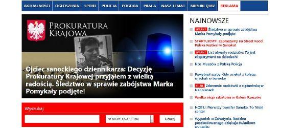 Czy tajemnica śmierci sanockiego dziennikarza zostanie ujawniona w książce?