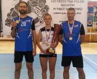SIATKÓWKA: Sanoczanie ze złotymi medalami mistrzostw Polski sędziów. Hattrick Podkarpacia