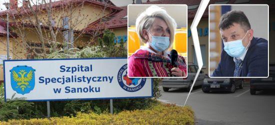 SANOK: Zadłużenie szpitala względem pielęgniarek rośnie! (VIDEO)