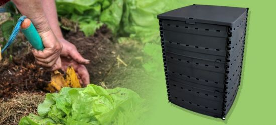 BRZOZÓW: Urząd miejski będzie rozdawał kompostowniki (VIDEO)