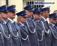 LIVE: Dzisiaj uroczystości Święta Policji w Sanoku: Najpierw Msza Święta, następnie apel na Rynku (TRANSMISJA)